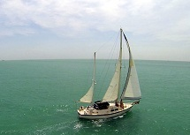 Is sailing one of the fun things to do in Key West? We think so.