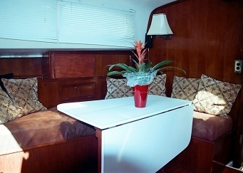 Hotel alternative, combine your vacation activity and lodging and stay on one of our boats, your place to stay in Key West, Florida.