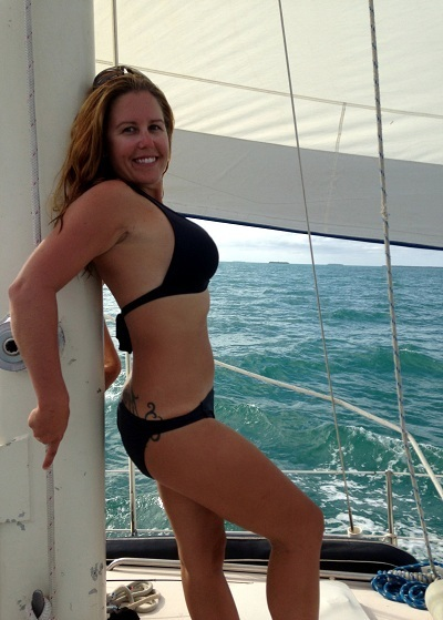 Tour Key West while you stay with us on our popular B and B charter, then enjoy a cruise with our beautiful first mate.