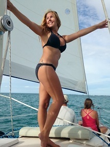 first mate amy key west sailing adventure private charters