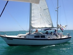 Key West Sailing Adventure Moondance ready for sail