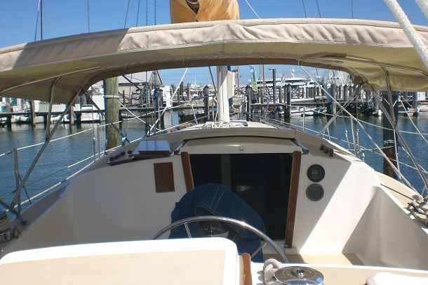 Key West Sailing Adventure Private Sailing Charters Our Boat Obsession Entrance